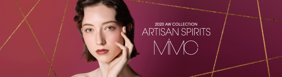 2020 AUTUMN & WINTER COLLECTION ARTISAN SPIRITS