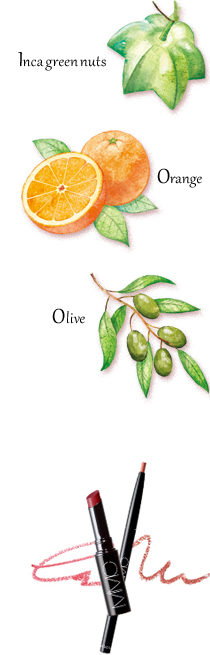 Lucagreennuts Orange Olive