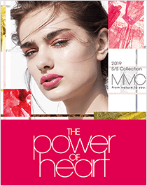 2019 S/S MAKE UP COLLECTION THE power OF heart