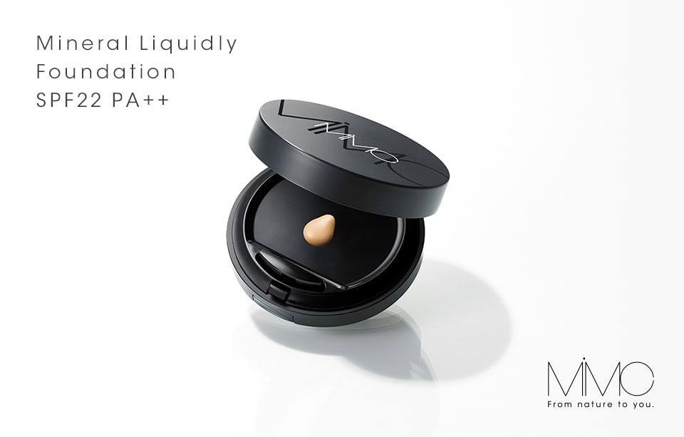 Mineral Liquidly Foundation SPF22 PA++